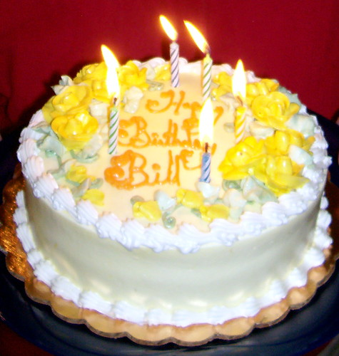 Birthday Cake Bill Ward Flickr