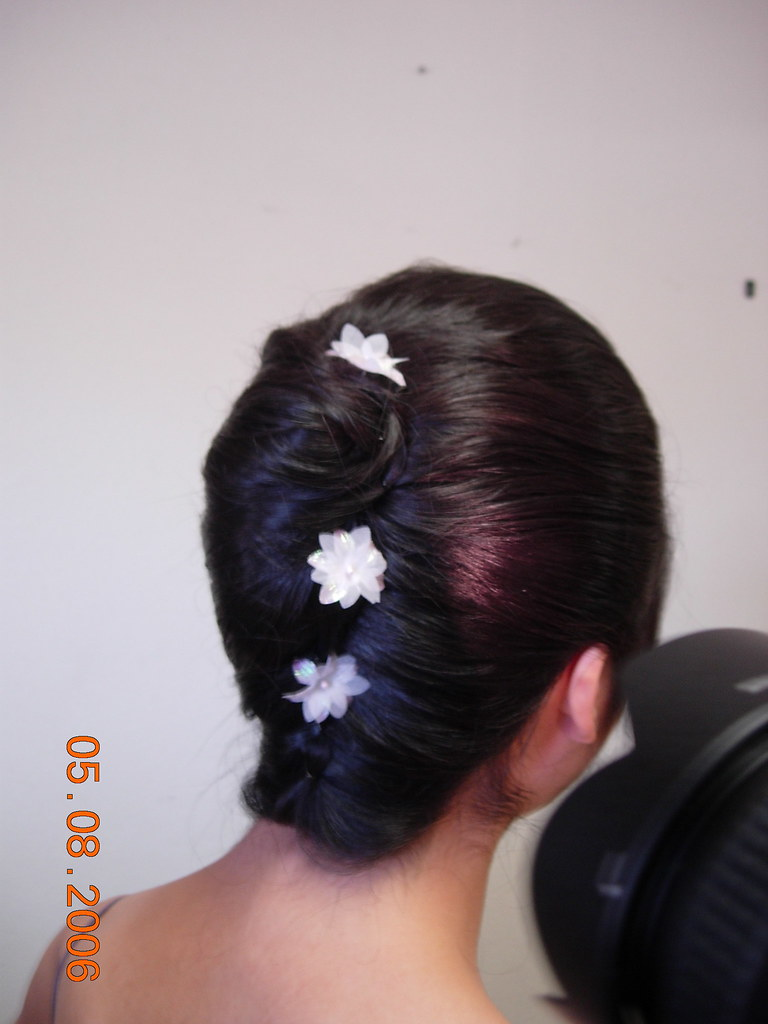 I Love My Hair A French Twist Fionahlee Flickr