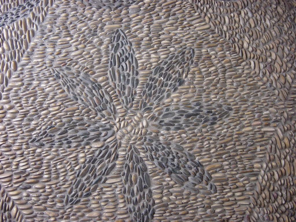 Suelo con chino cordobes cristobal aragon flickr - Suelo de piedra ...
