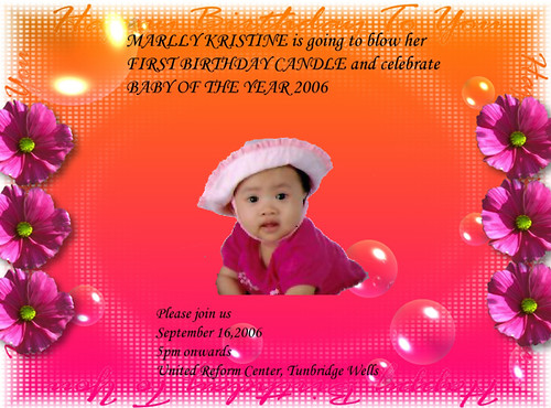 Free Sample Of Birthday Invitation Card – Birthday Invitations Sample