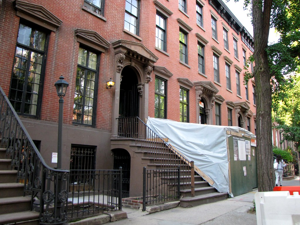 The cosby show house 10 st luke 39 s place in greenwich vill flickr - Show the home photos ...
