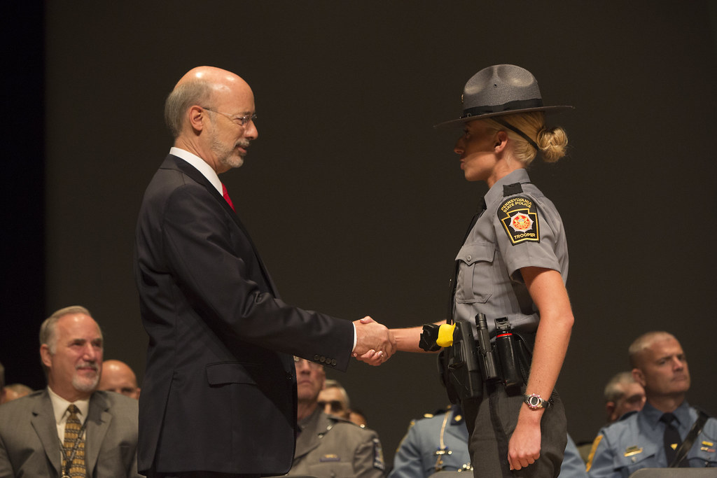 Class Of 2015 >> Pennsylvania State Police 142nd Cadet Class Graduation Cer… | Flickr