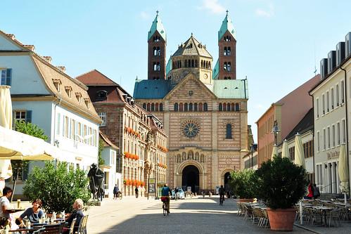 Speyer Kaiserdom Foto Brigitte Stolle September 2015