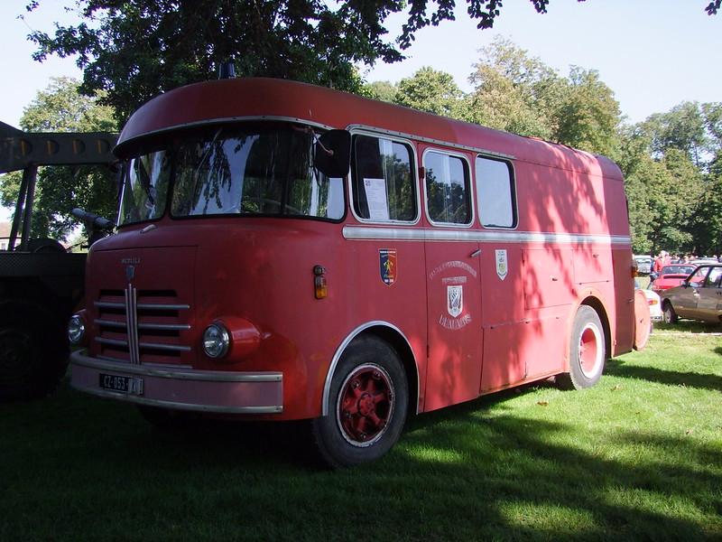 Des camions à gogo....Musée des sapeurs pompiers de Lyon 21721296351_4968f2577b_c