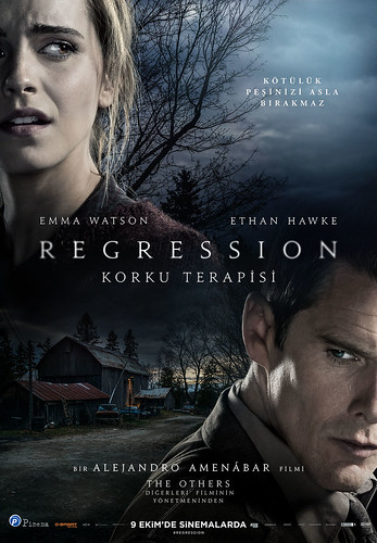 Regression: Korku Terapisi (2015)