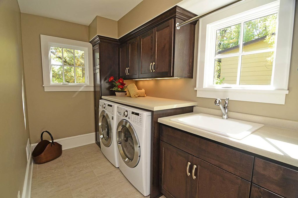 ... Christianbroscabinets Custom Laundry Room Cabinets | By  Christianbroscabinets
