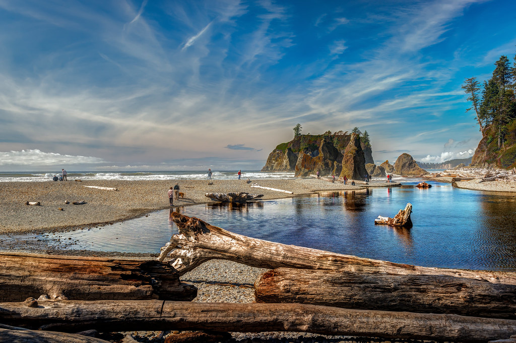 Best Washington Coast Beaches