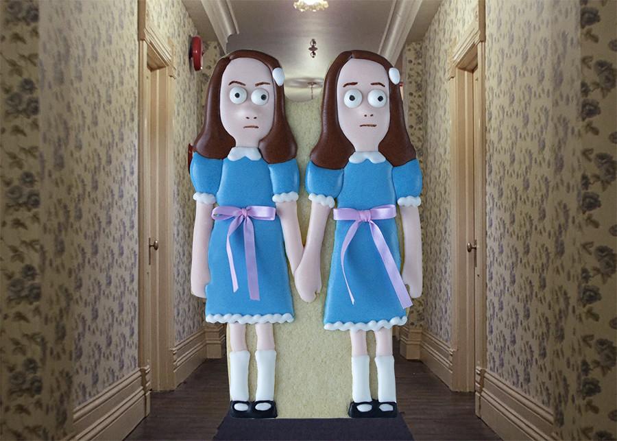 Las gemelas del resplandor