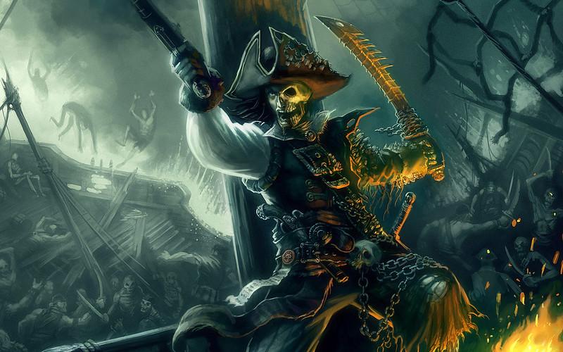 пираты негодуют