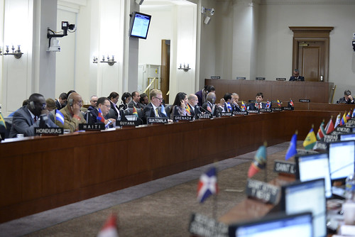 Special General Assembly of the OAS Approves 2016 Budget