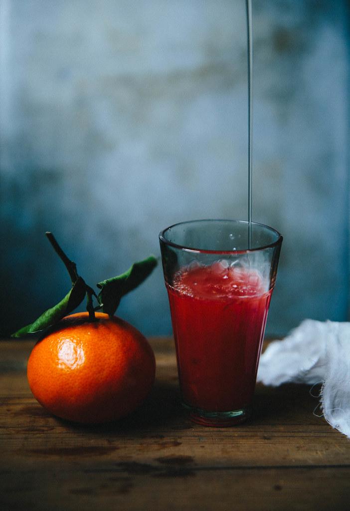 Winter Boosting Citrus & Cider Shots | Cashew Kitchen