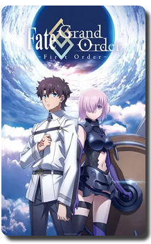 Fate/Grand Order: First Order Episodios Completos Online Sub Español