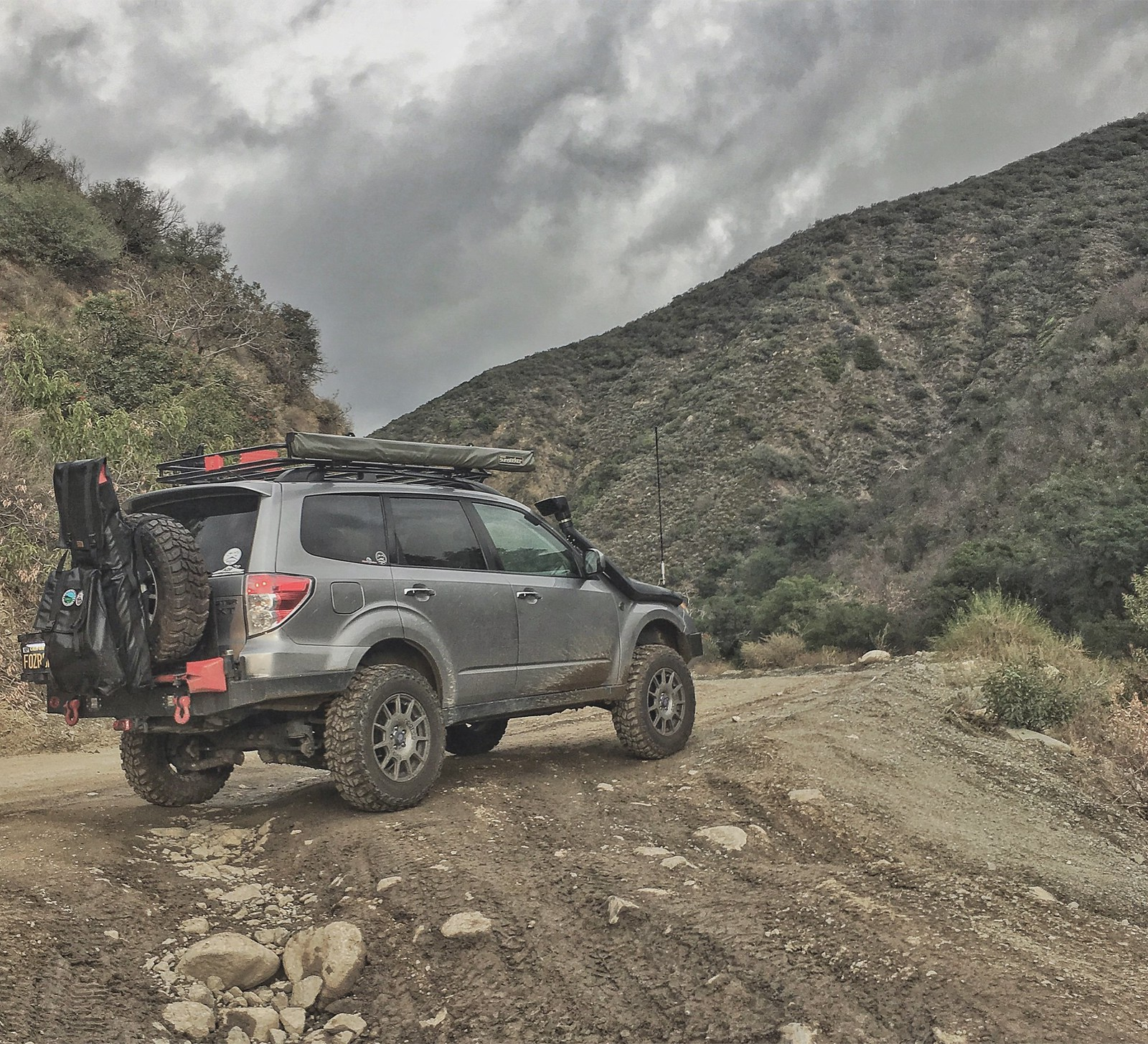 09-'13) - Overland Build Thread | Subaru Forester Owners Forum