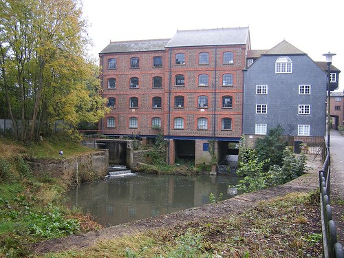 Uckfield water mill