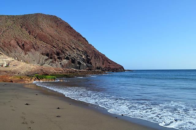 Montaña Roja, El Medano, Tenerife