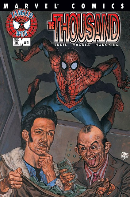 Spider-Man's Tangled Web v1
