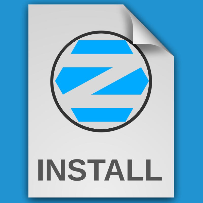 การติดตั้ง Zorin OS 12