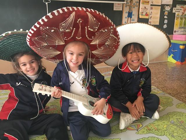 Fiesta del Guacamole en Infantil
