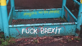 Imagine all the people.... F**K BREXIT #brexit | by dullhunk