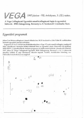 VCSE - VEGA 32