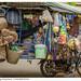 Steung Treng Market, Cambodia