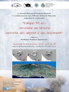 Pompei e la grande eruzione del 79 dC