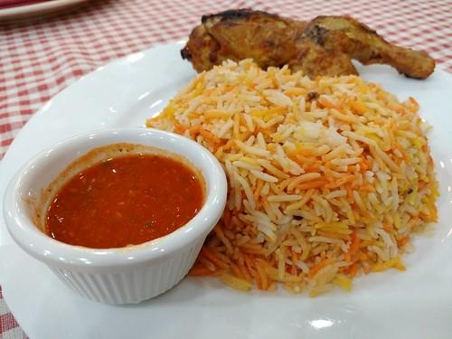 Mazbi Chicken