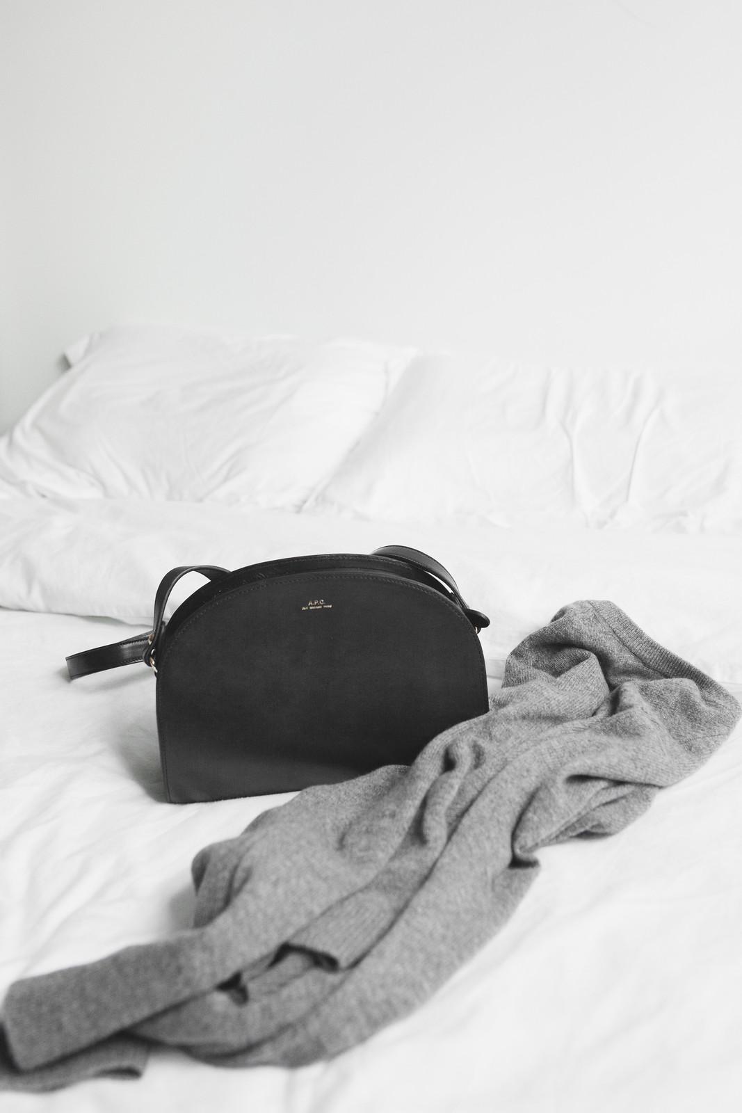 apc half moon bag