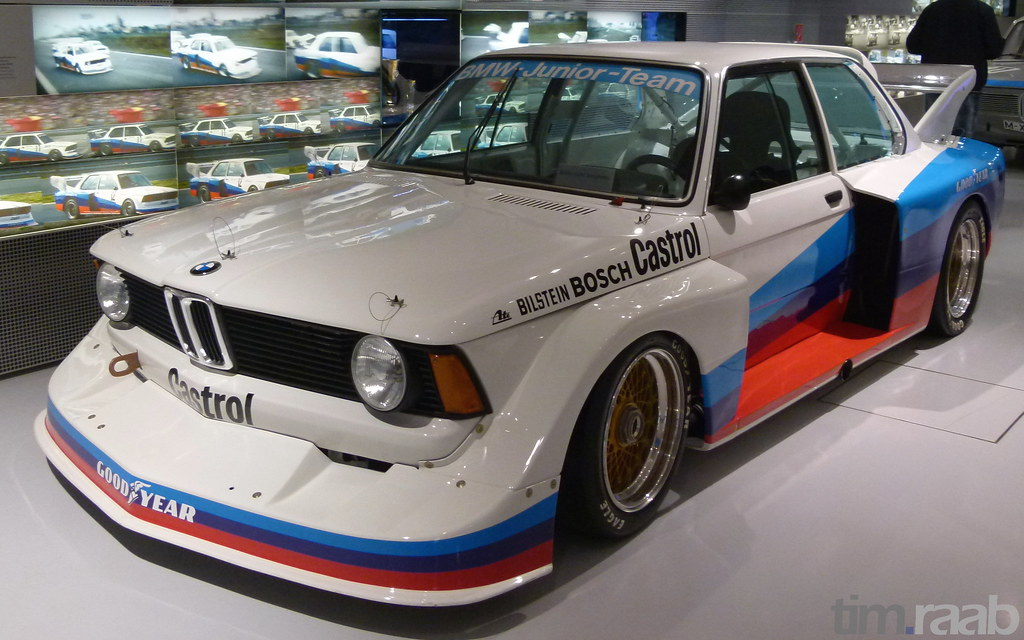 BMW 320I 2016 >> BMW 320 Gruppe 5 | 1977 BMW 320i Group 5 racing car at the ...