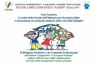Noicattaro. Open Day Sabin front