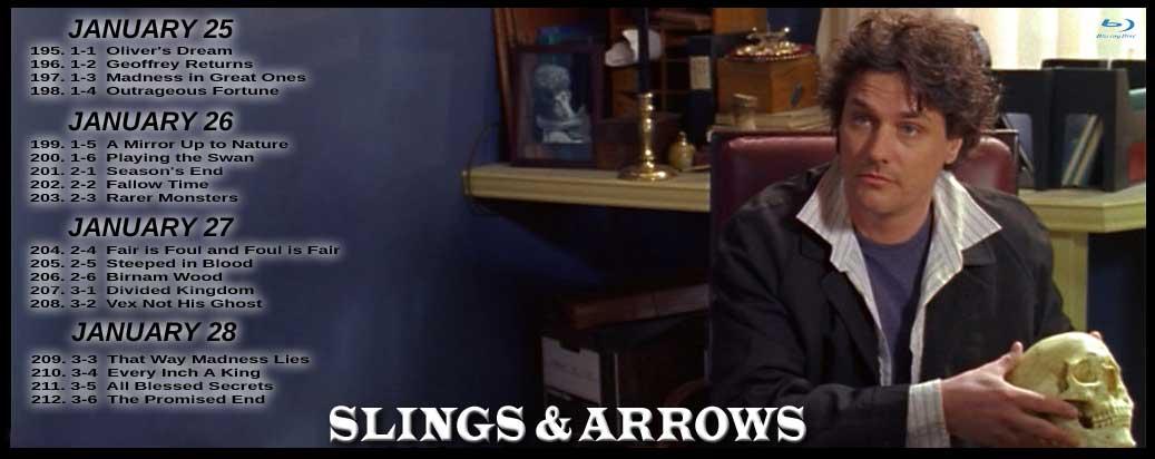 SLING&ARROWS