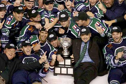 2002-03 Houston Aeros Calder Cup
