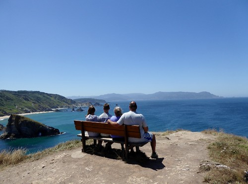 The most beautiful bench in the world! From The Best Summer Road Trip Ever: The Recipe