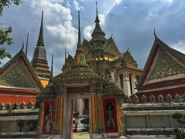Wat Pho, uno de los templos imprescindibles de todo viaje a Bangkok