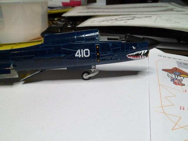Pas-à-pas : Vought F-8E Crusader [Academy 1/72] - Page 2 31442220541_79c6463aef_o