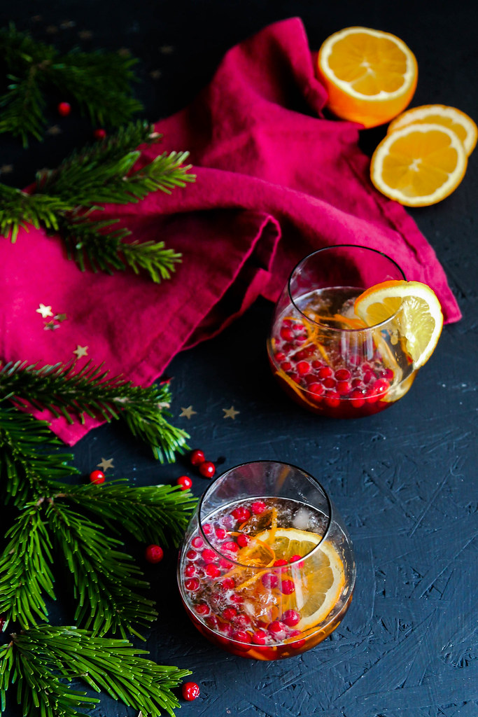 Cocktail de Noël