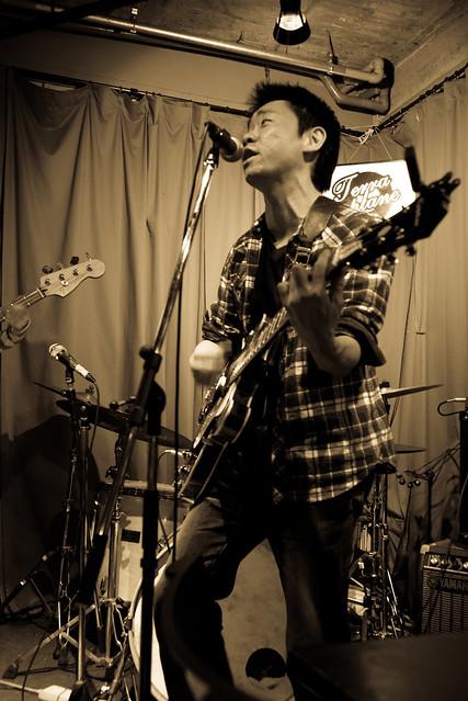 T.G.I.F. Blues Session at Terraplane, Tokyo, 13 Jan 2017 -00098