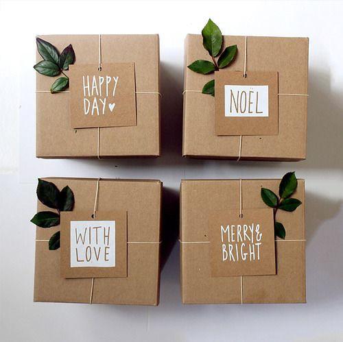 5 ideas para envolver regalos de manera original - Envolver regalos de forma original ...