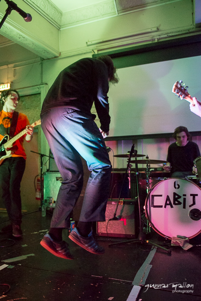 Cabbage at Picture House Social, Sheffield on 3 February 2017