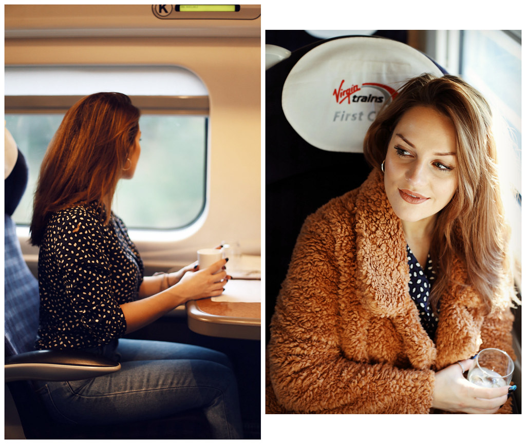 The Little Magpie Virgin Trains