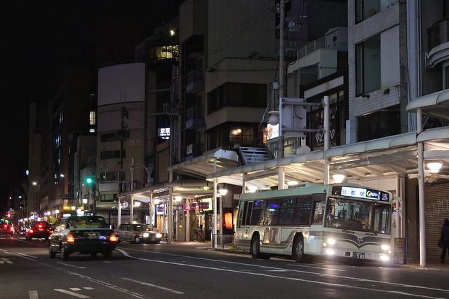 2017/01/05 京都市交通局 505