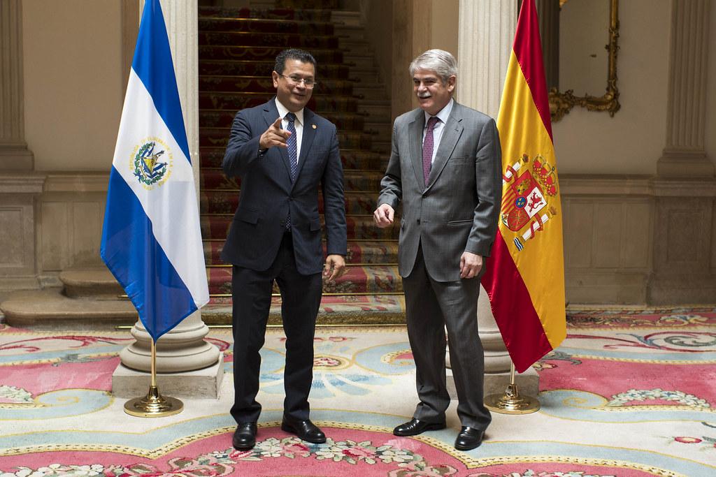 Visita Del Ministro De Relaciones Exteriores De El Salvado Flickr