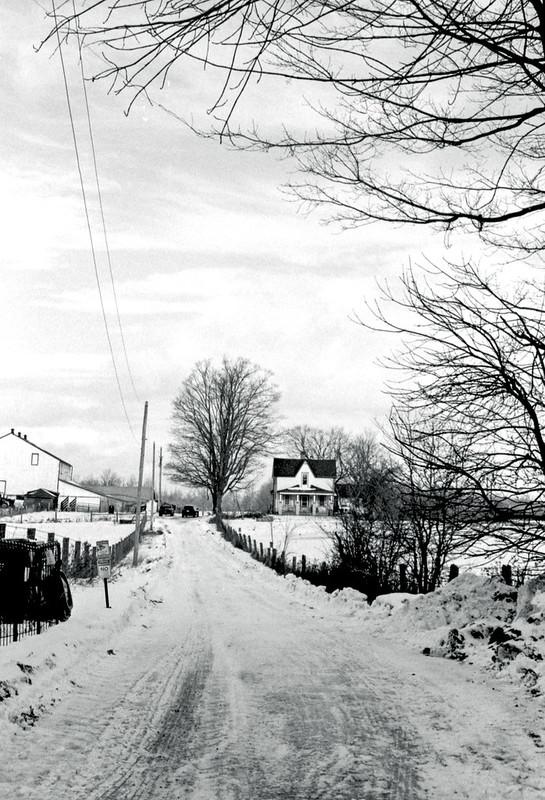 Farm Front Drive_