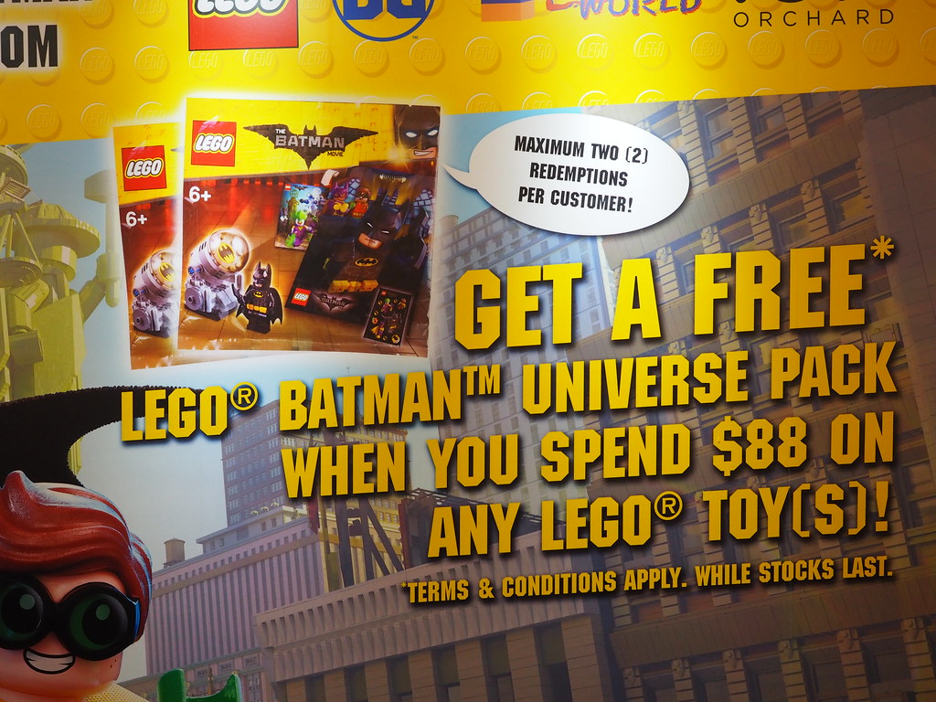 LEGO Batman Movie Escape Room