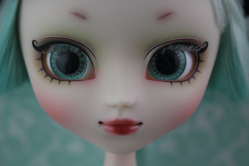 My Melody x Hen-nako Face Up