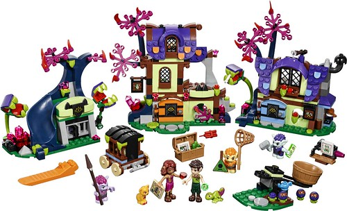 Magic Rescue from the Goblin Village 41185 - set