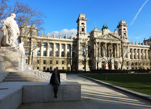 On Cities And Unbreakable Bonds: Kossuth Square, Budapest, Hungary