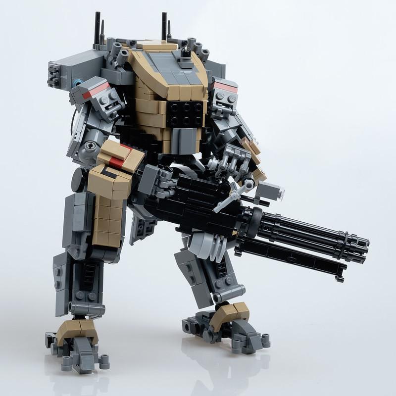 [Blog] Mercredi coup de cœur #8 : Robot. Dinosaure. Géant. 33012804160_af6e9dc6e3_c