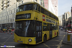 Wrightbus NRM NBFL - LTZ 1219 - LT219 - Lego Store - Clapton Pond 38 - Arriva - London 2016 - Steven Gray - IMG_5622
