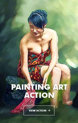 Creative Splatter Photoshop Action - 93